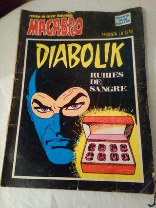 comic diabolik