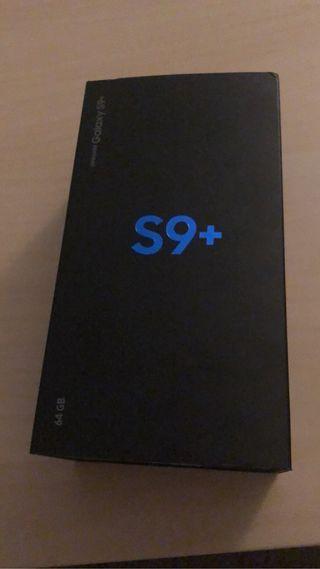 Samsung Galaxy S9 Plus PRECINTADO