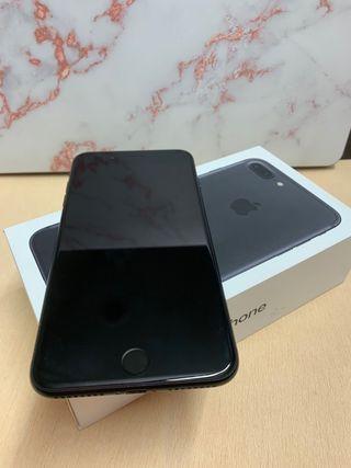 iPhone 7 Plus de 128gb negro