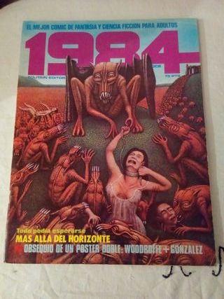 comic 1984 número 12