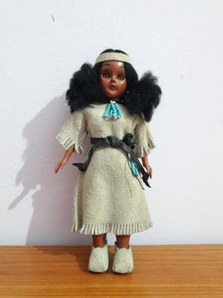India americana carlson dolls