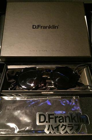 Gafas D.Franklin nuevas
