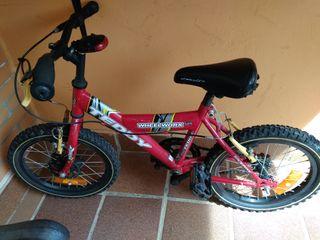 "bici 16"""