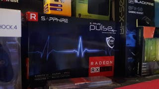 vendo tarjeta grafica Radeon rx560 4gb