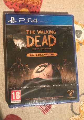 The Walking dead La colección Sony Ps4