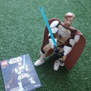 Figura Lego Star wars Obi-Wan Kenobi 75109
