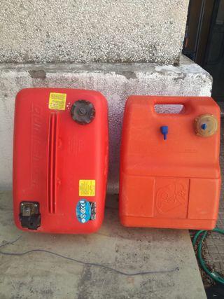 Tanques de gasolina 25 L