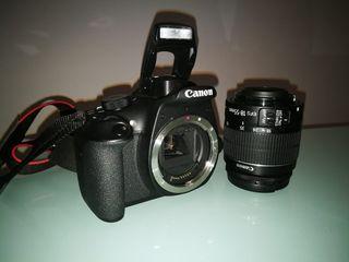 cámara de foto profesional.