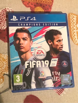 Fifa 19 Sony Ps4/Playstation 4