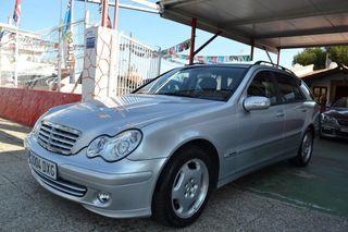 Mercedes-Benz Clase C220 CDI Aut. 5P