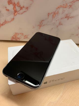 iPhone 6 de 16gb negro