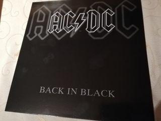 Lp vinilo Ac Dc Black Album