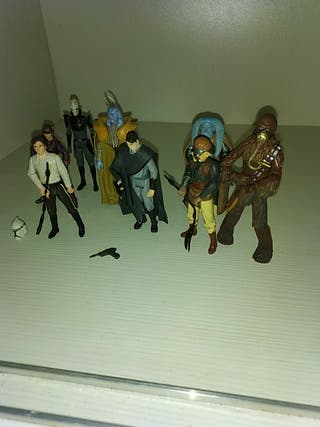 Pack variado Star wars