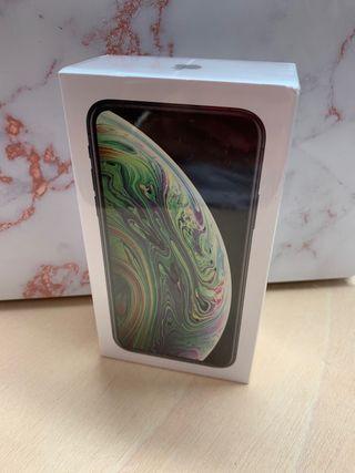 iPhone XS 256gb negro precintado