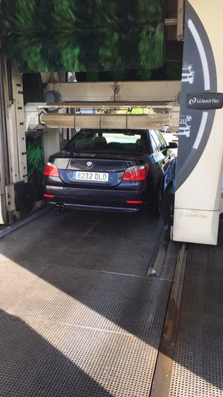 Lavado de coche a domicilio