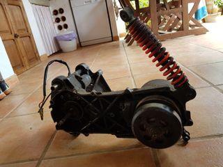 Motor yamaha jog 1
