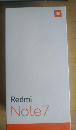 Xiaomi redmi note 7 nuevo!!