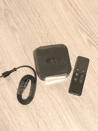 Apple TV 4a Gen. en perfecto estado