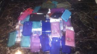 Fundas Samsung, Sony, iPhone lote