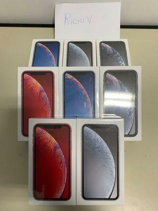 iPhone xr 64Gb precintado colores