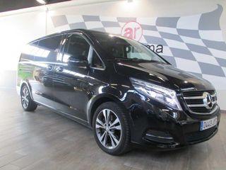 Mercedes Clase V 250 D AVANTGARDE LARGO OCHO PLAZAS