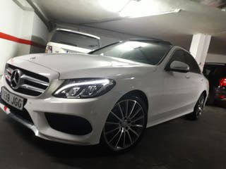 Mercedes-Benz Clase C amg line