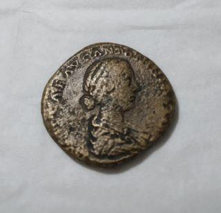 coleccionismo moneda romana.
