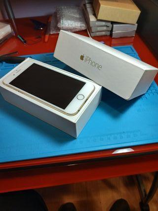 Iphone 6 gold libre 64GB