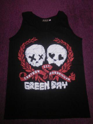 Tirante Mujer Green Day 12€