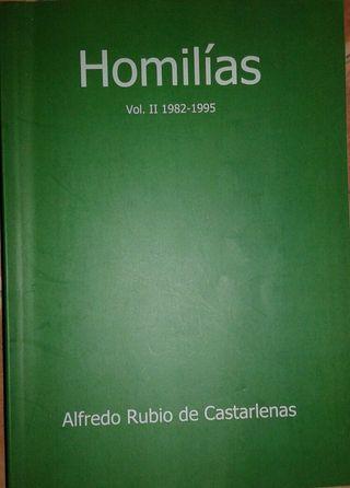 libro homilías