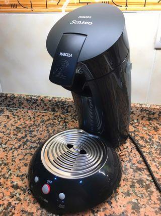 Cafetera cápsulas Philips Senseo