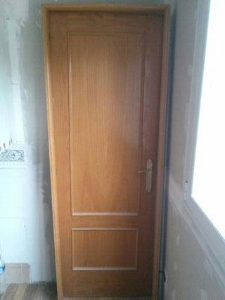Puerta casa 202×72,5 cm
