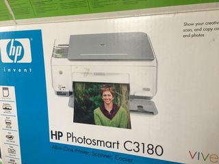 Impresora HP Photosmart C3180 en perfecto estado