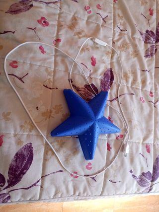lámpara estrella ikea