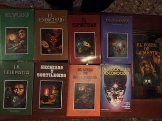 libros ocultismo