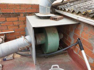 extractor de bar industrial