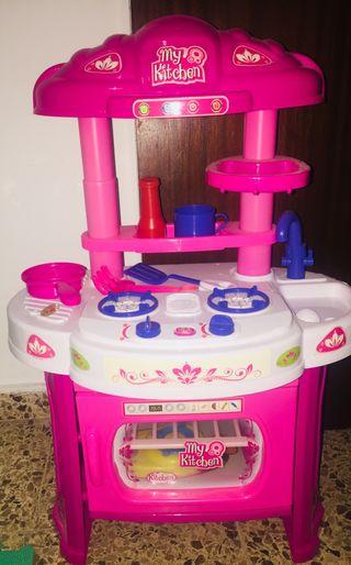 Cocina de juguete My Kitchen