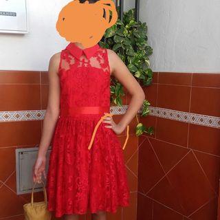 Vestido para evento botik
