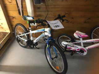 Bicicleta Megamo 20 open junior bici niño