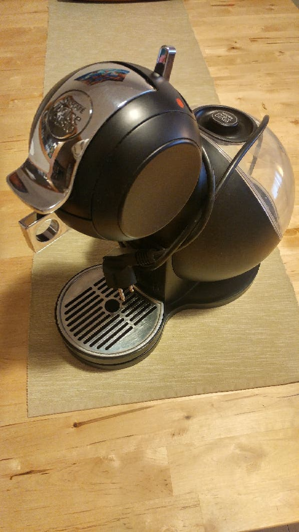 cafetera krups dolce gusto