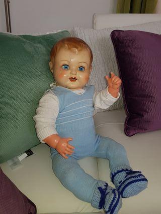 Muñeco anticguo de 1940