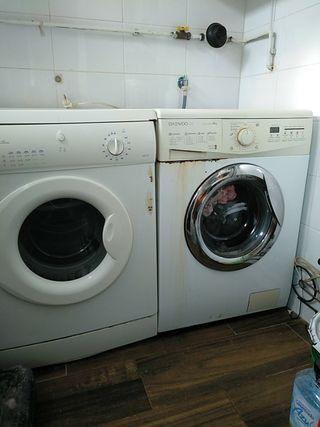 lote lavadora y secadora