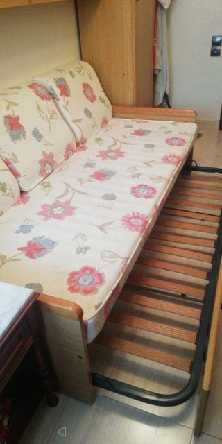 sofa Cama con somier