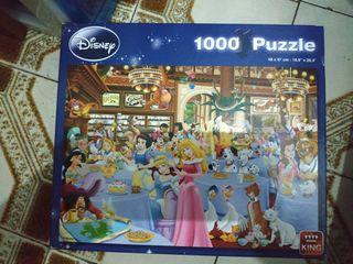 Puzzle de 1000 piezas Disney