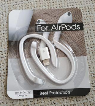 Gancho auriculares Airpods + regalo