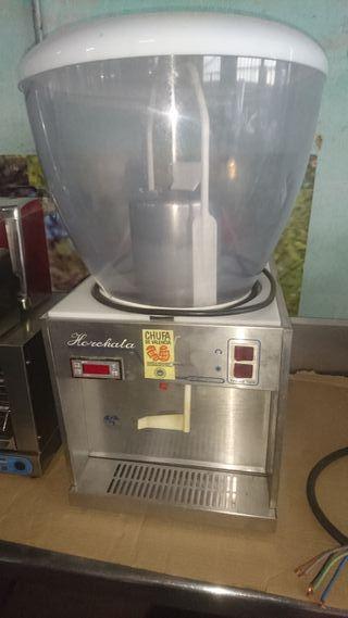 Máquina horchatera con grupo de frío SENCOTEL