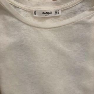 Camiseta Mango sin mangas talla s