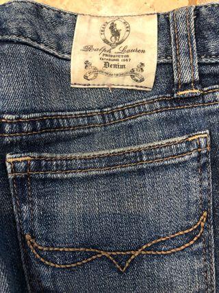 Jeans Polo Ralph Lauren niñas
