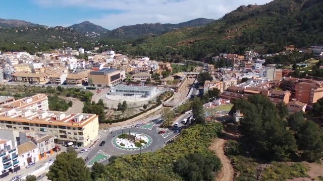 Flat for sale in Valencia. in the most beautiful mountain town