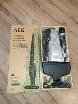 Aspirador escoba AEG CX8-60OKO A ESTRENAR Y FACTUR